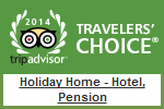 Winner Travelers choice 2014